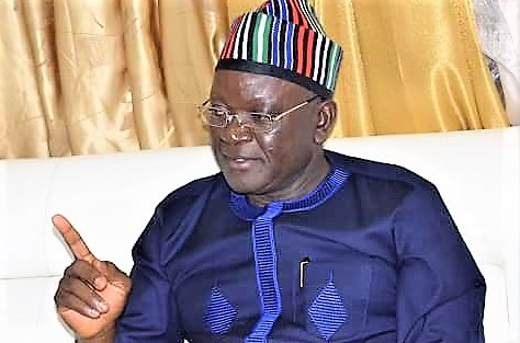 GOVERNOR ORTOM: 'SOME OF MY APPOINTEES AREINEPT'