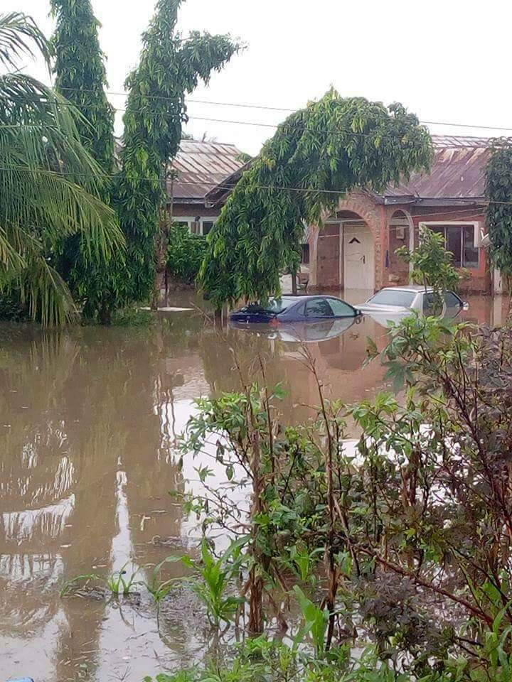 Makurdi Flood