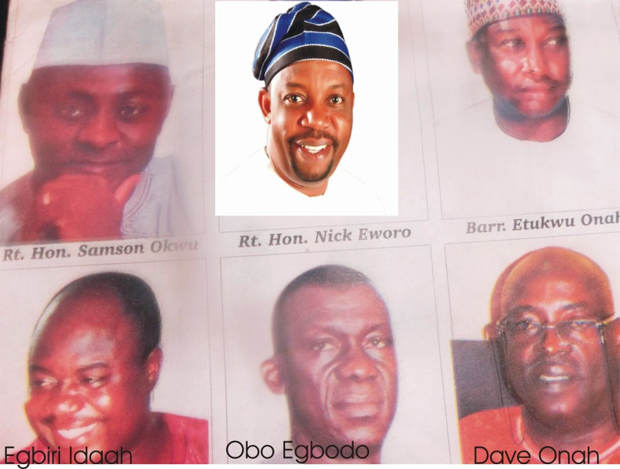 OJU/OBI 2019: ASPIRANTS LINE UP FROM ALL DISTRICTS, AS ZONING HANGS IN THE BALANCE