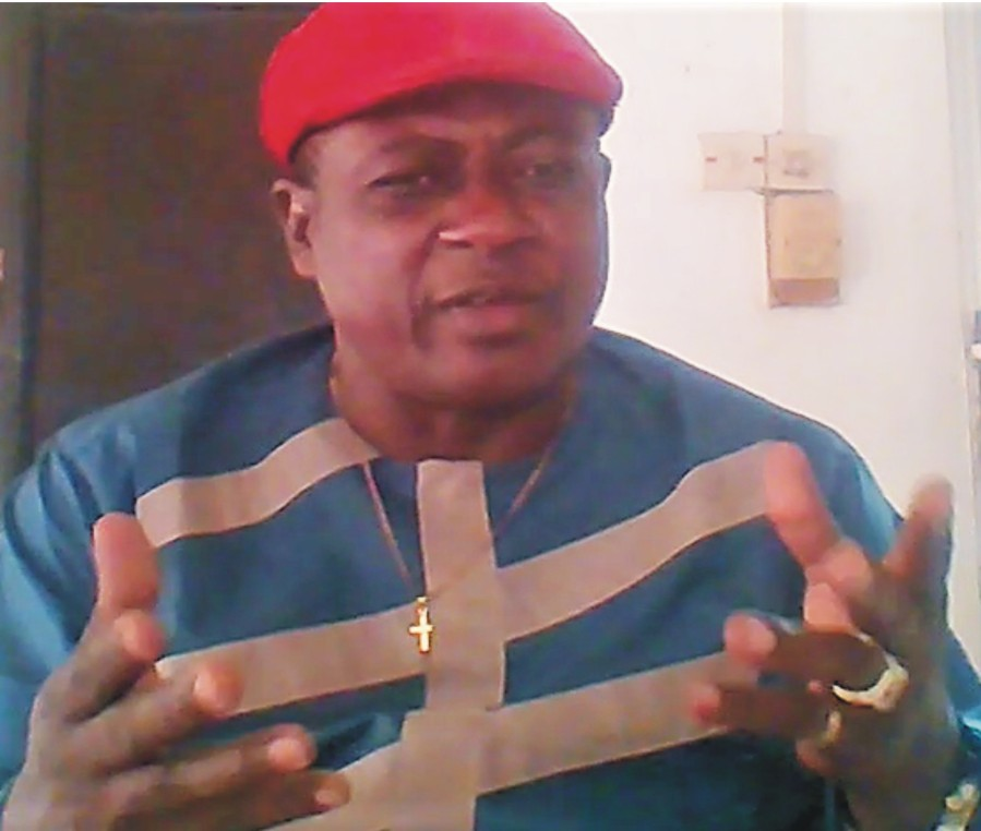 WHY OGIRI AJENE APOLOGISED AND ENDORSED ME BEFORE HE PASSED ON – OGBO DOUGLAS (PT 1)