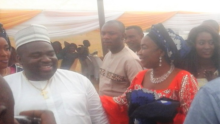 Alochu and Adirahu Igede wife