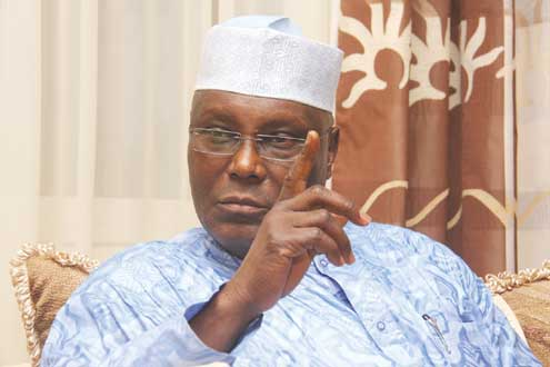 2019: SO PDP BOWS TO 'MOBILE' POLITICIAN, ATIKU!