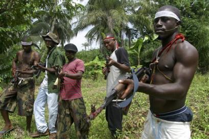 CHRISTMAS EVE: GUNMEN KILL FIVE IN ADOCOMMUNITY
