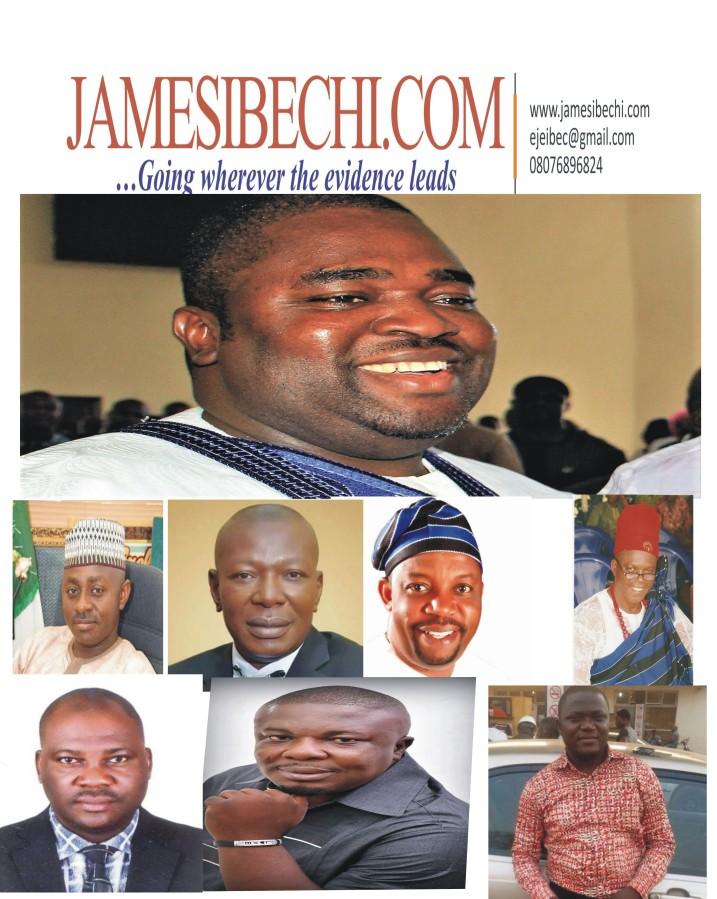 ALOCHU, AKOH, ATSER, EWORO, OTHERS TO BAG JAMESIBECHI.COM'S BENUE MEN OF THE YEARAWARDS
