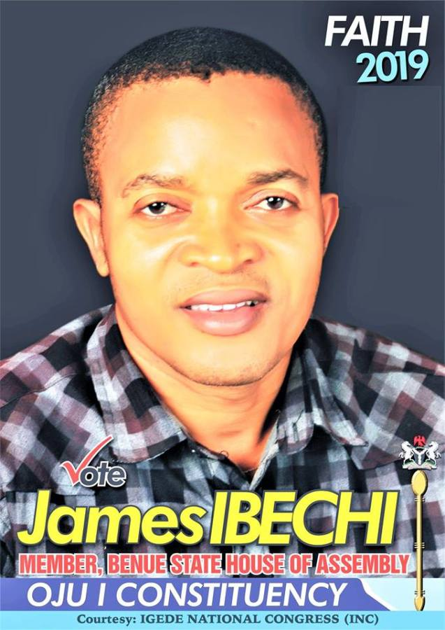 JAMES IBECHI: AN ACCOMPLISHED JOURNALIST CHARTS NEW COURSE FOR SERVICE
