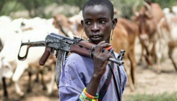 CONTRARY TO BUHARI'S CLAIMS, ARMY ARREST AK-47 WIELDING HERDSMAN IN BENUE