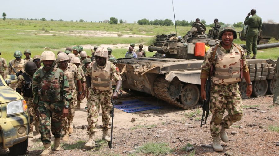ARMY BEGINS OPERATION WHIRL STROKE IN BENUE AND THREE OTHER STATES
