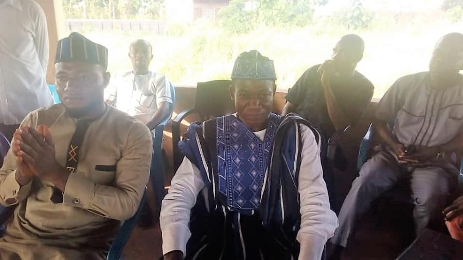 2019: COMRADE BEN OBEGA CAMPAIGN ORGANISATIONINAUGURATED