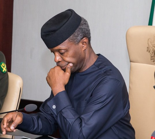 2019: POWER PLAY FORCES OSINBAJO TO QUIT
