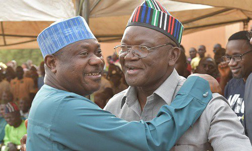 THE BENUE POLITICAL WHIRLWIND
