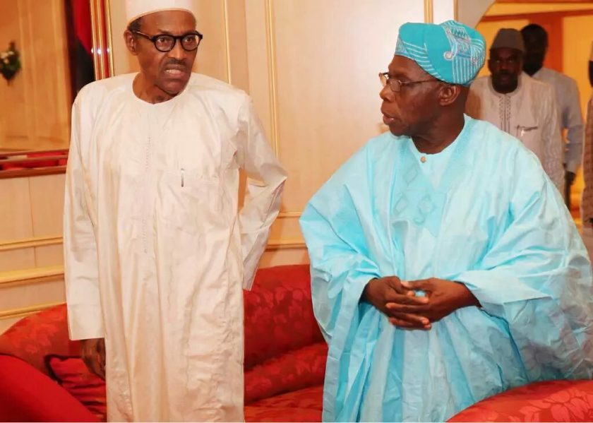 2019 BATTLE OF FOUR RETIRED GENERALS: IS BUHARI IN LIMBO AMONG THEM?