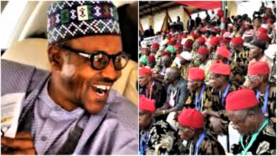 2019: BUHARI'S DUMMY FOR IGBO TO BUY?