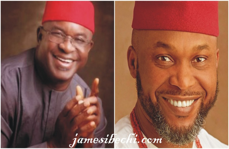 2019: PDP MAY FIELD DAVID MARK/OSITA CHIDOKA TICKET