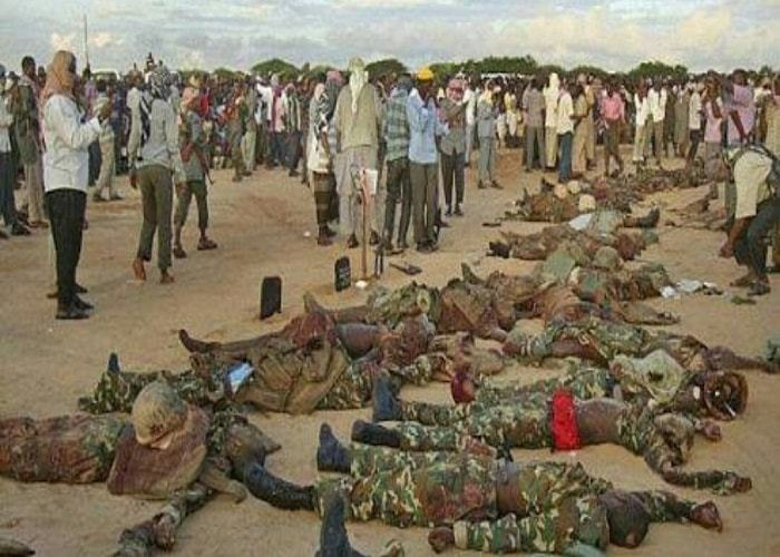 ATIKU'S CAMPAIGNER LAMENTS BOKO HARAM KILLING OF OVER 100 SOLDIERS