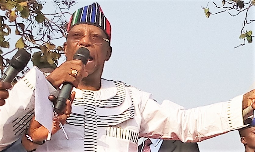 I'VE COME TO END THE REIGN OF CABAL – OKIBE ONOJA
