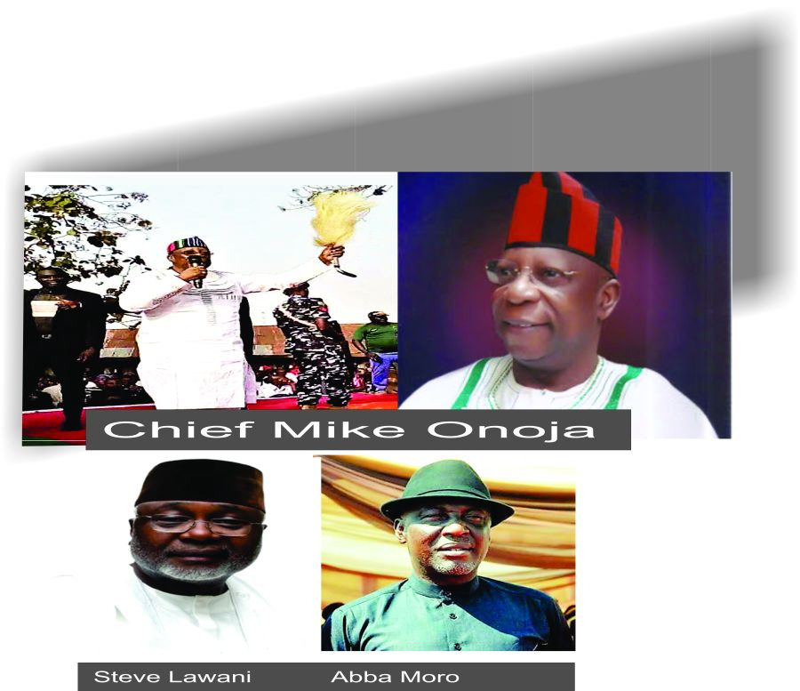 2019: ONOJA SETS THE PACE IN BENUE SOUTH SENATECONTEST