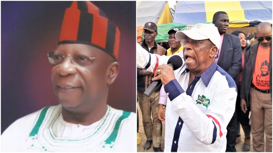 News Commentary: LET THE HOPE OF BENUE SOUTH REFLECT IN ELECTING MIKE ONOJA ASSENATOR