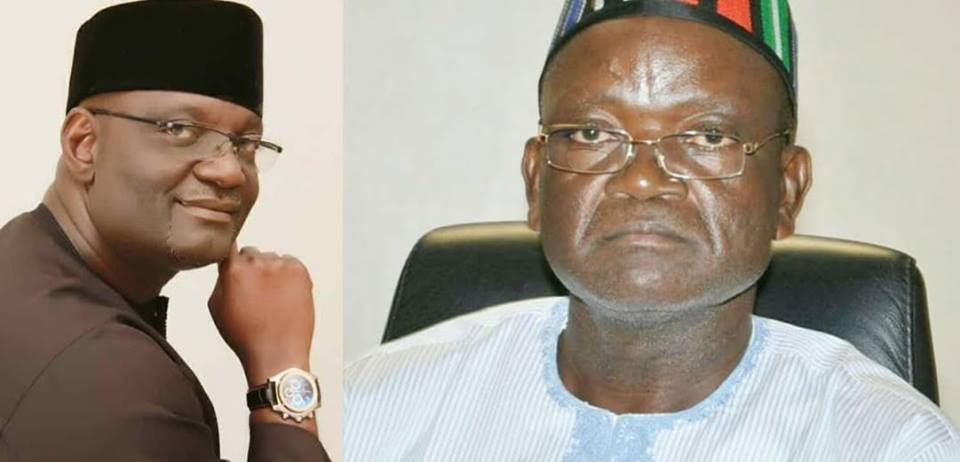 ORTOM AGAINST THE TIDE IN BENUE GUBER RACE
