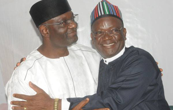AS ORTOM STAGES A COME-BACK IN BENUE